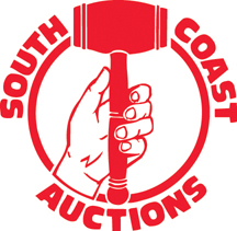South Coast Auctions Logo